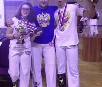 VI Российский соревнования по Капоэйра (6 Jogos da Russia)