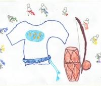 Федя 6 лет --Рода Капоэйра Присоединяйся
