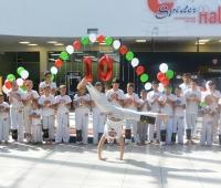 Фестиваль Капоэйра в Тольятти 10 лет