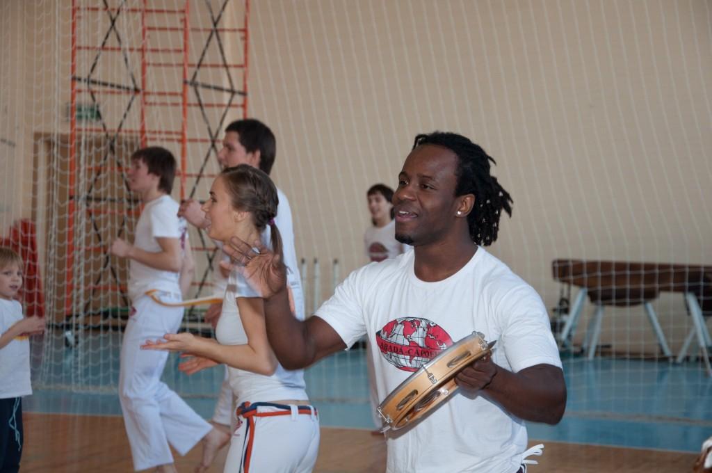Инструтор Айчи (Instrutor Haiti)